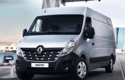 Renault Master L1H2 3.5T Dci 110 ch Euro 6 Grand confort