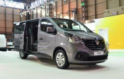 Renault Trafic double cabine L1H1 27 (1000 kg) 125 Dci Energy Twin Turbo Euro 6 Grand Confort
